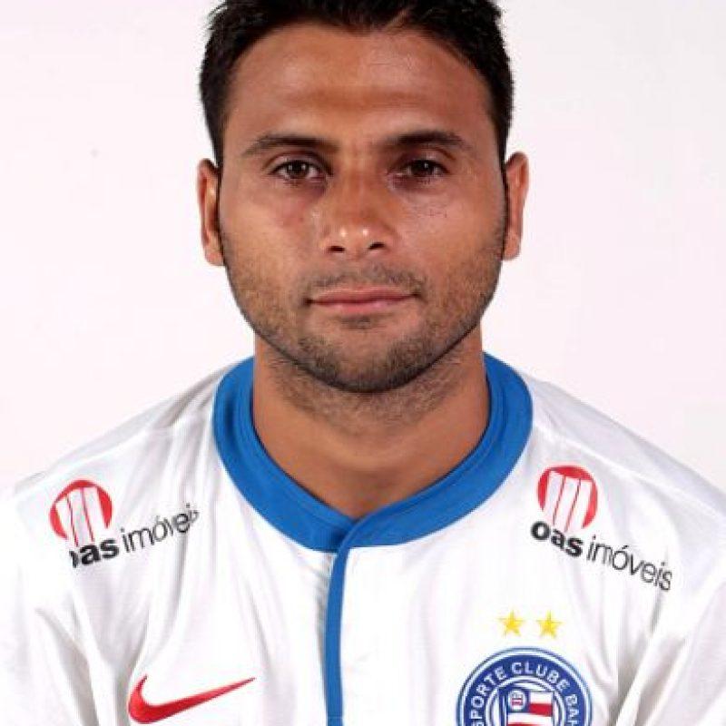 El primero juega en el Vasco da Gama del Brasileirao, mientras que Maxi milita en el Bahía también de Brasil y tuvo un paso fugaz por el Cruz Azul de México. Foto:Getty Images