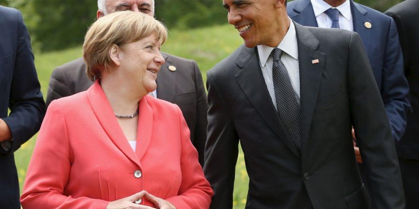 Ante esta acción, el gobierno alemán pidió al jefe de la misión estadounidense de inteligencia que abandonara el país. Foto:vía Getty Images