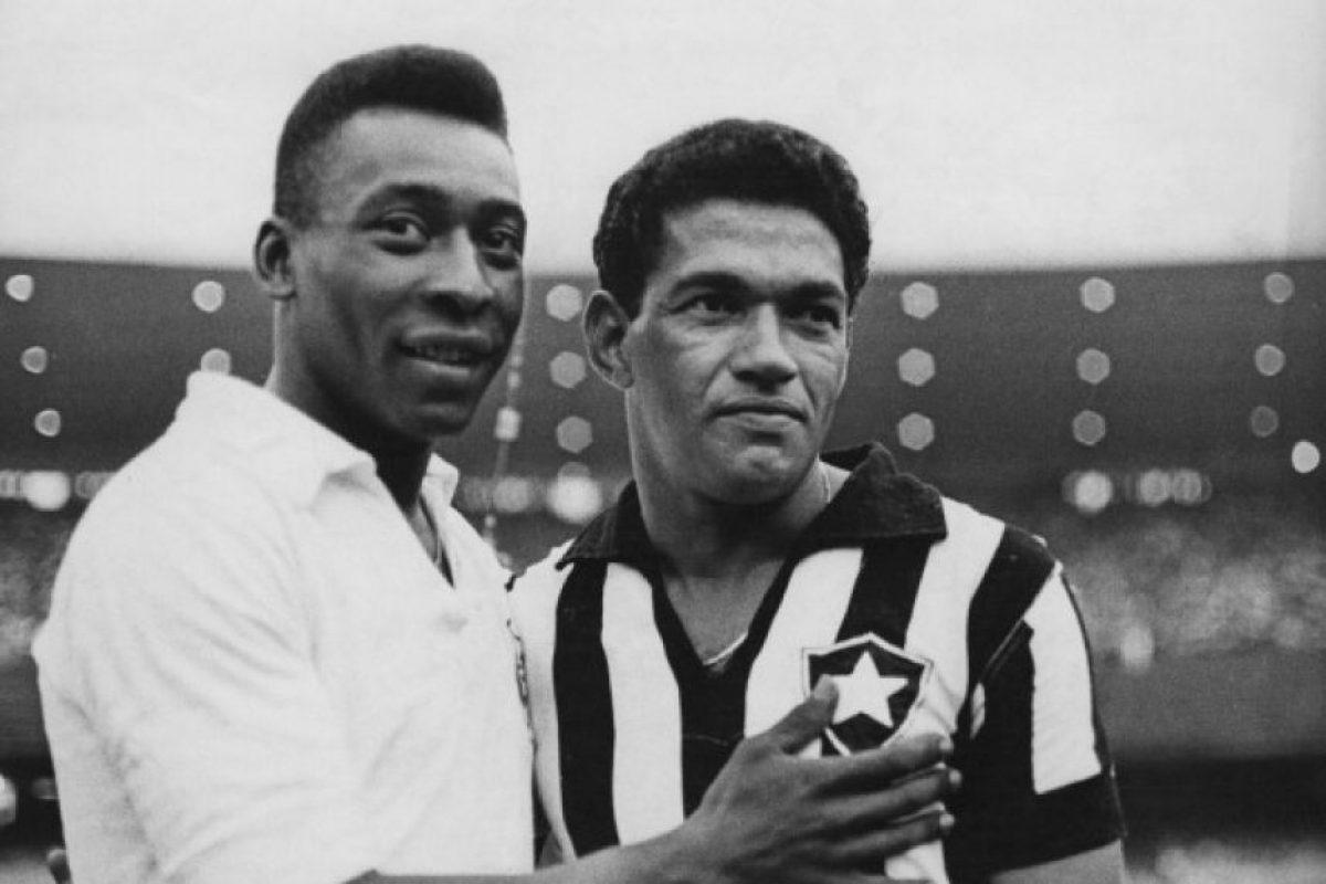 2 Copa Libertadores y 2 Copas Intercontinental con Santos de Brasil. Foto:Getty Images