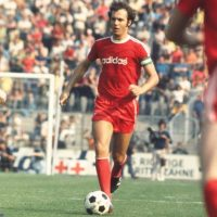 4. Franz Beckenbauer Foto: Getty Images