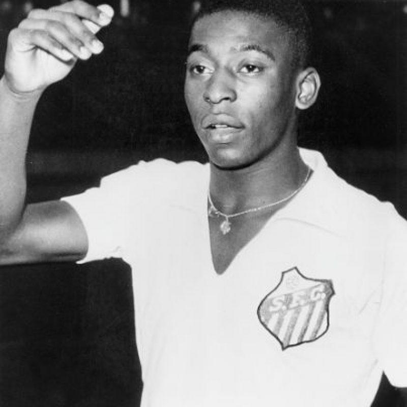 A sus 28 años ya había ganado 6 ligas de Brasil (Campeonato Brasileño de la Serie A). Foto:Getty Images