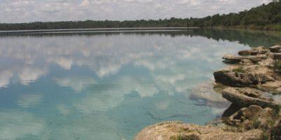 Parque Nacional Laguna Lachuá Foto:Conap