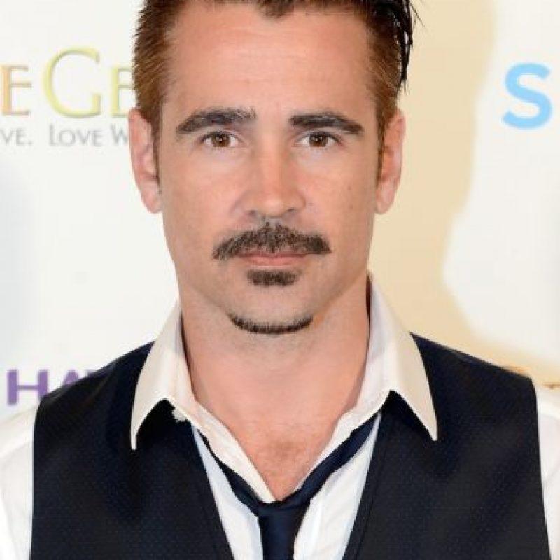 """Actualmente, el irlandés protagoniza la serie """"True Detective"""". Además, en 2009 ganó un Globo de Oro como mejor actor de comedia o musical. Foto:Getty Images"""