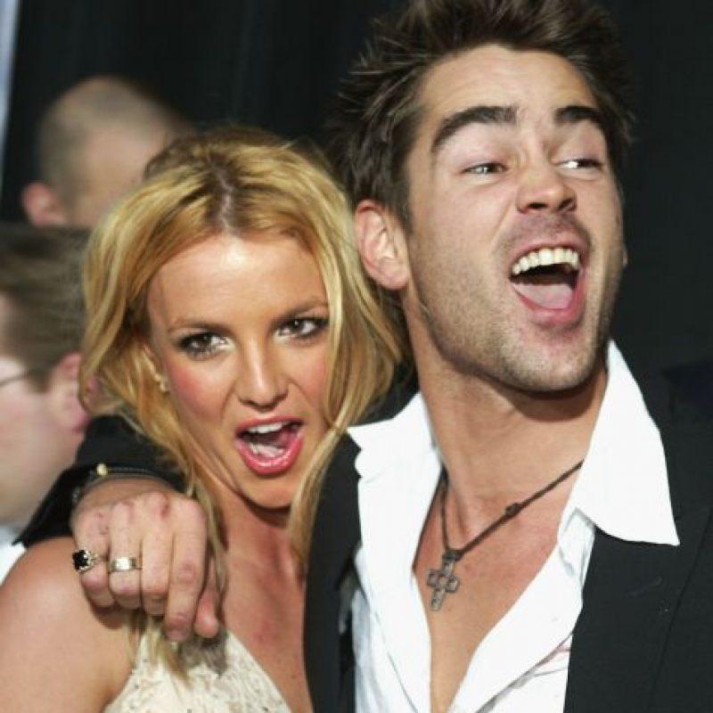 Britney acababa de romper con Justin y su virginidad era tema de debate en todos los medios estadounidenses, después de que el cantante dio una entrevista a Barbara Walters en la que confesó que él había sido el primero. Foto:Getty Images