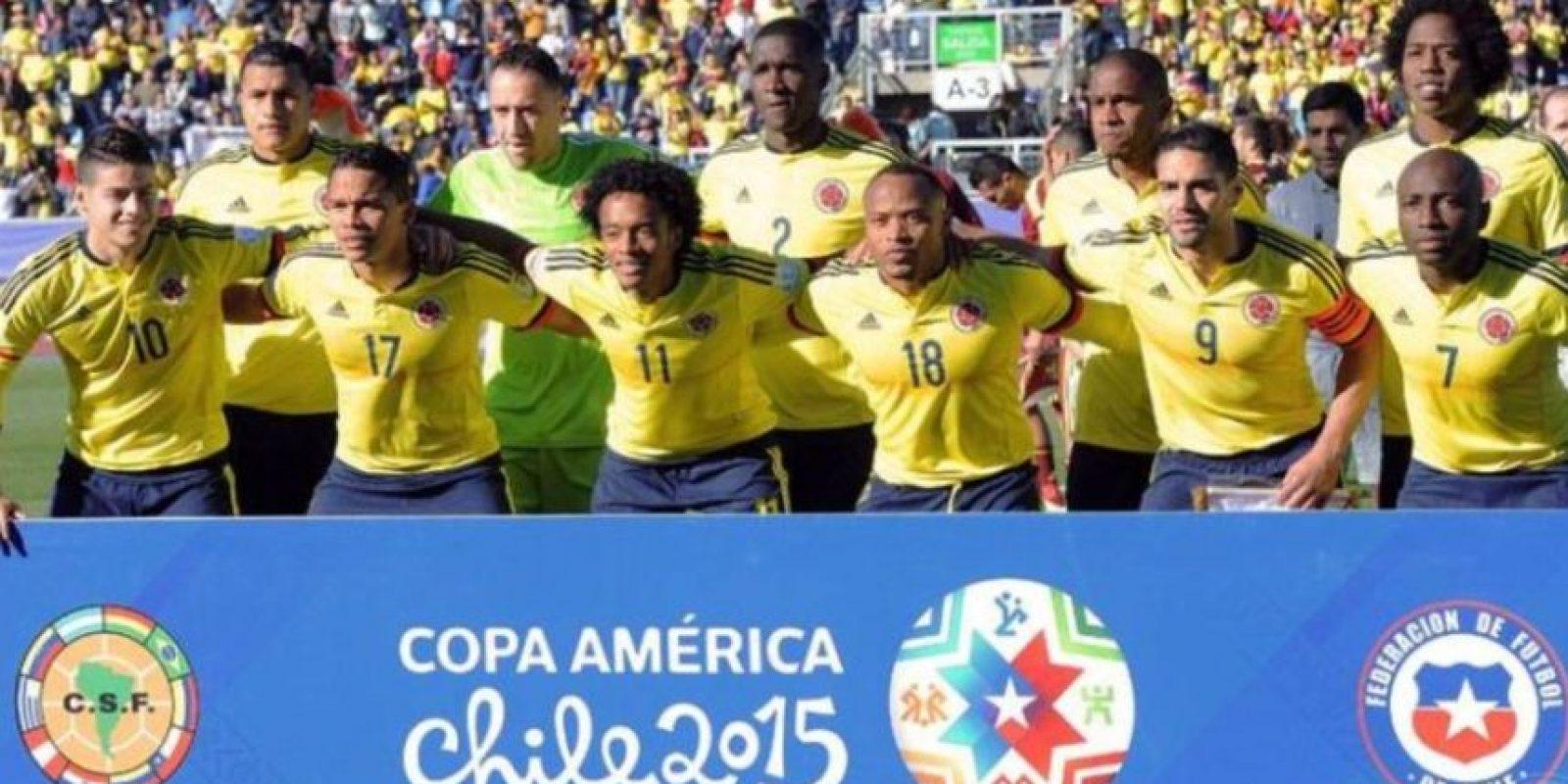 Ha superado cuatro veces los cuartos de final: Ecuador 1993, Uruguay 1995, Colombia 2001 (fue campeón) y Perú 2004. Foto:Vía facebook.com/FCFSeleccionColPage