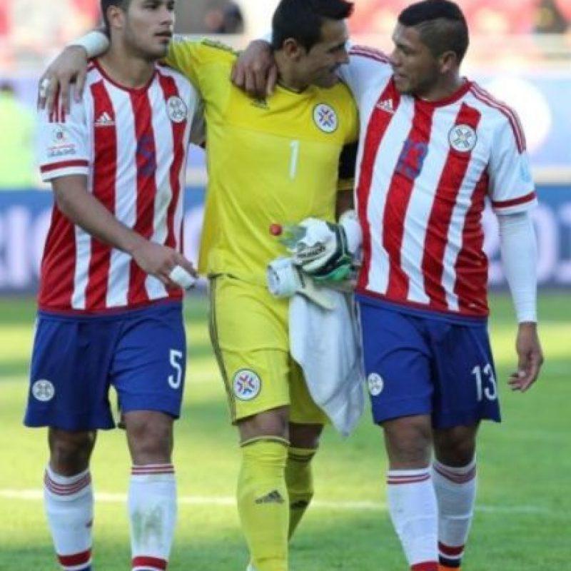 Sólo superó los cuartos de final en Argentina 2011, torneo del que fue finalista. Foto:Vía facebook.com/AlbirrojaPrensa