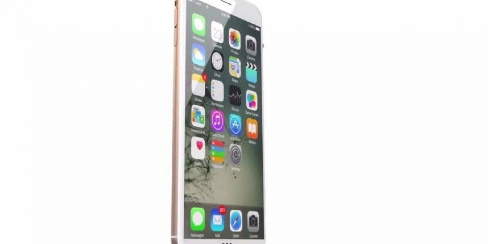 9to5Mac de igual forma señala que el próximo celular incorporará un flash para su cámara frontal. Foto:Tumblr