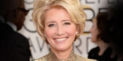 Emma Thompson Foto: Agencias