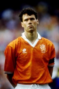 4. Marco Van Basten Foto: Getty Images