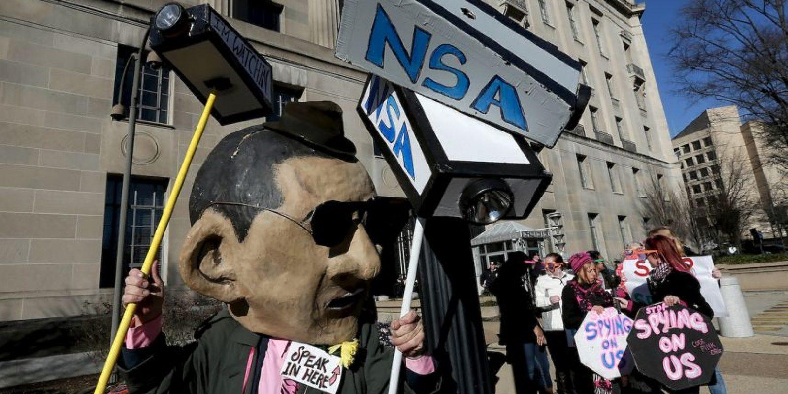 La Agencia Nacional de Seguridad de Estados Unidos fue fundada el 4 de noviembre de 1952, por orden del presidente Harry Truman. El propósito de crear dicha agencia fue romper los códigos de Alemania y Japón durante la Segunda Guerra Mundial. Foto:Getty Images