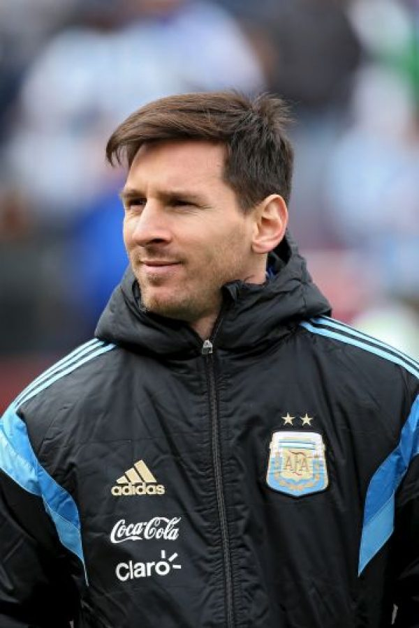 1. Lionel Messi (Argentina) Foto: Getty Images