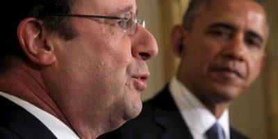 Jacques Chirac (1995-2007), Nicolás Sarkozy (2007-2012) y François Hollande (en el mando desde 2012) fueron espiados telefonicamente. Incluso se grabaron algunas de sus llamadas y espías de la NSA tenía controlado el teléfono móvil de Hollande. Foto:Getty Images