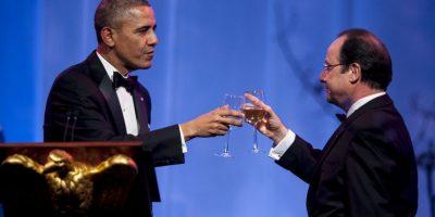 """""""No estamos interviniendo ni vamos a intervenir las comunicaciones del presidente Hollande"""", comentó Edward Price, portavoz del Consejo de Seguridad Nacional de la Casa Blanca. Foto:Getty Images"""