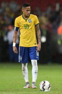 Por ello, el jugador del Barcelona recibió cuatro partidos de suspensión, castigo que lo dejó fuera de la Copa América. Foto:Getty Images