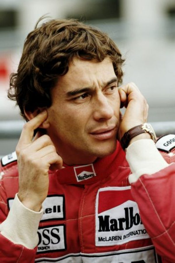 12. Ayrton Senna Foto: Getty Images