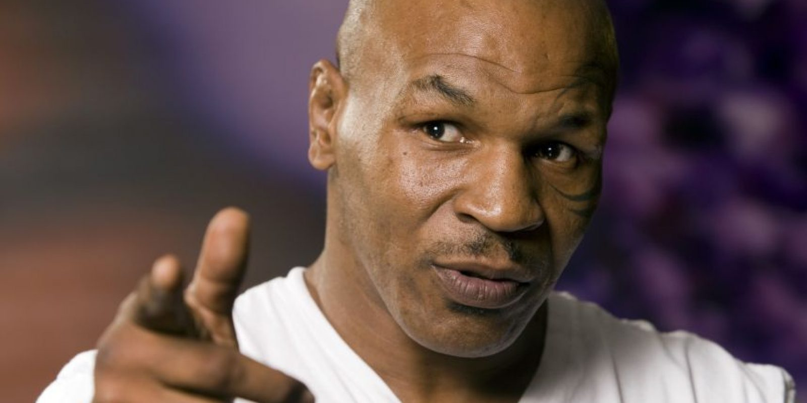 Mike Tyson Foto: Agencias