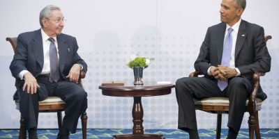 1. Se espera que pronto abran las embajadas en ambos países. Foto:AP
