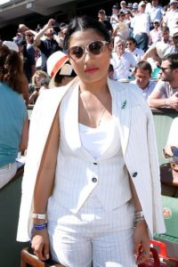 En 2007 presentó una colección con Pierre Balmain. Foto:vía Getty Images