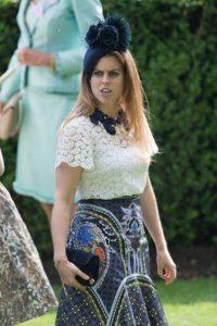 2. Princesa Beatriz de York: es hija de Sarah Ferguson y Andrés, Duque de York. Foto:vía Getty Images