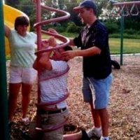 Este pobre en el tubo. Foto:vía Epic Fail