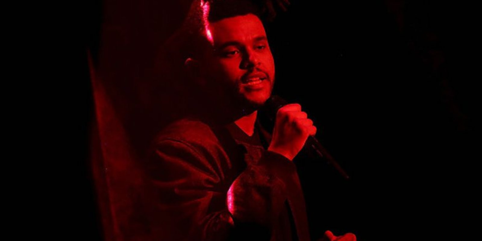 "En la conferencia WWDC 2015, donde se anunció la app, el grupo ""The Weeknd"" lanzó en exclusiva su sencillo "" I Can't Feel my Face"" Foto: Apple"