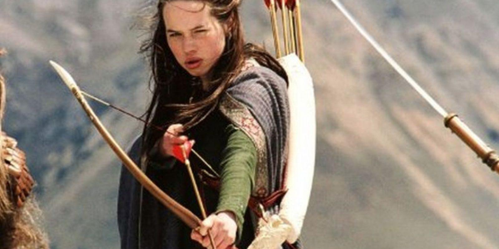 Susan Pevensie Foto:Vía imdb.com