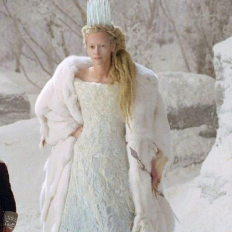 Jadis (La Bruja Blanca) Foto:Vía imdb.com
