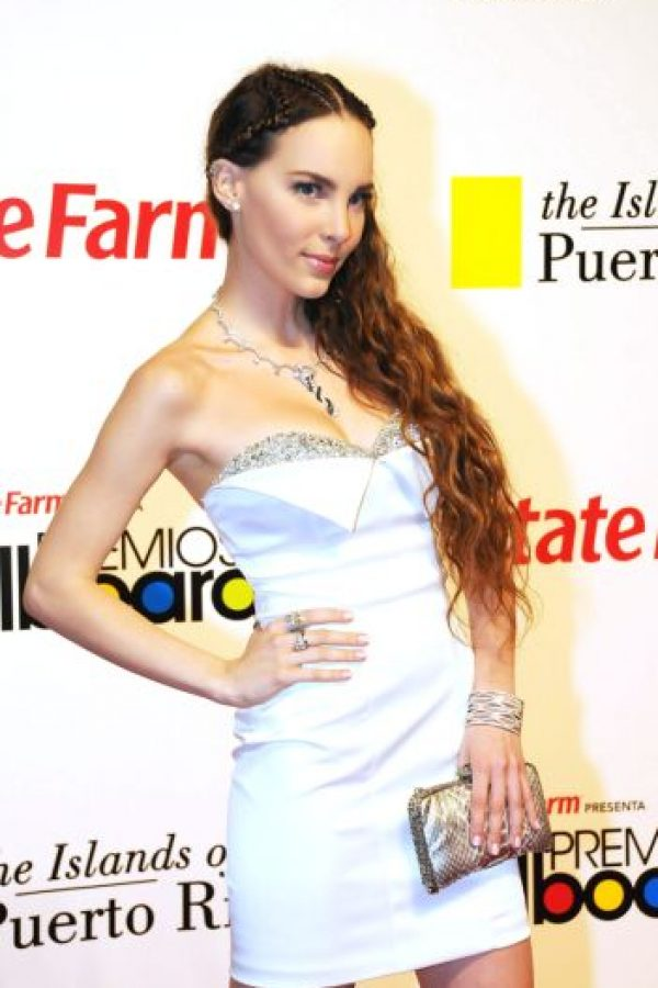 6. Belinda. Foto: vía Getty Images