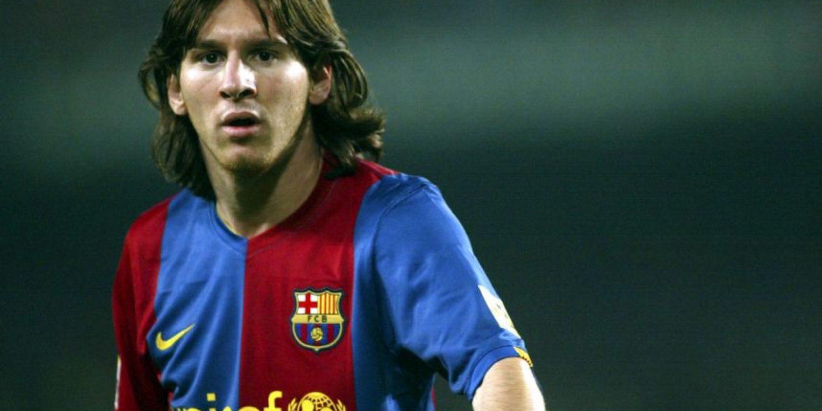 A sus 18 años comenzó a ganarse un lugar en el Barcelona. Foto:Getty Images