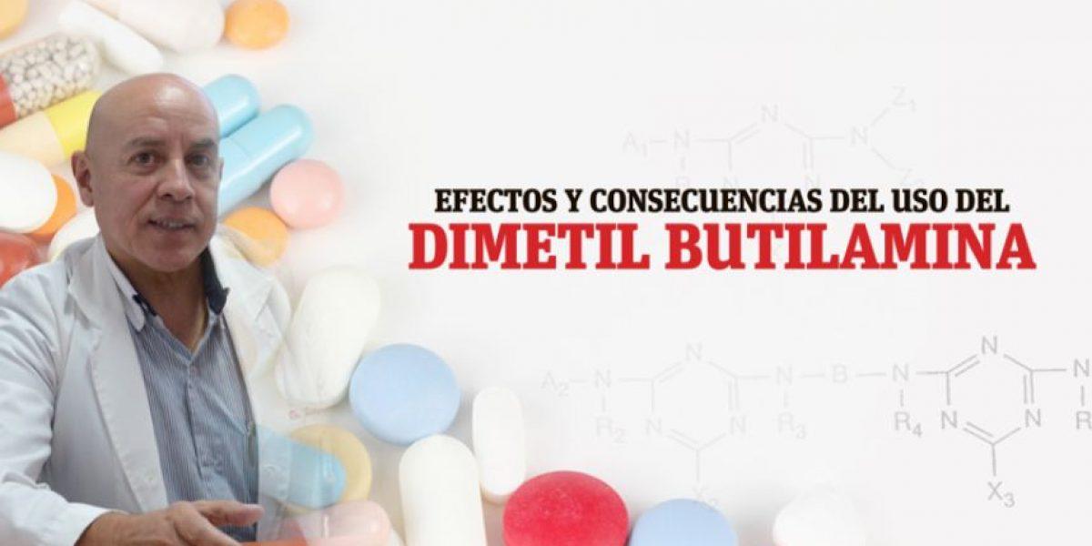 Así afecta el dimetil butilamina el cuerpo de los futbolistas