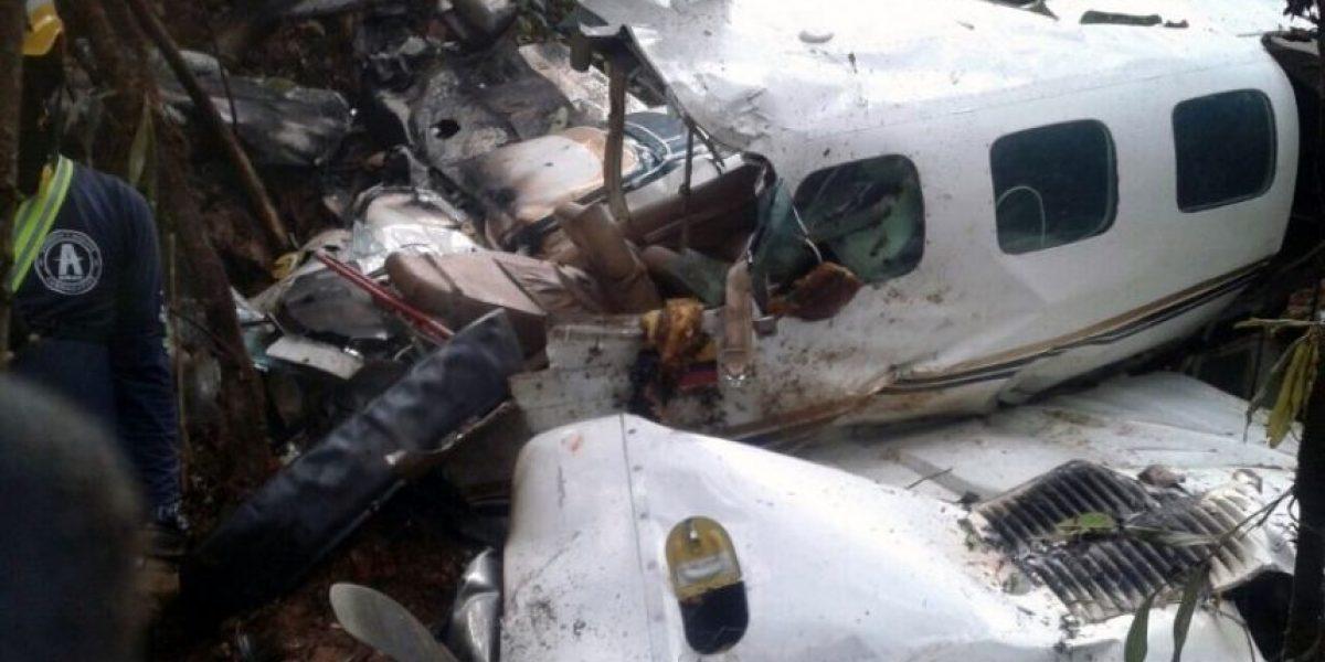Bebé de 4 meses y su madre sobreviven 5 días tras accidente aéreo
