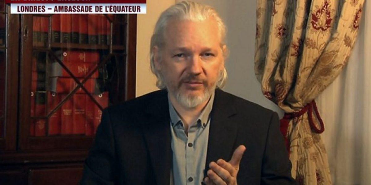 5 ocasiones en las que Julian Assange