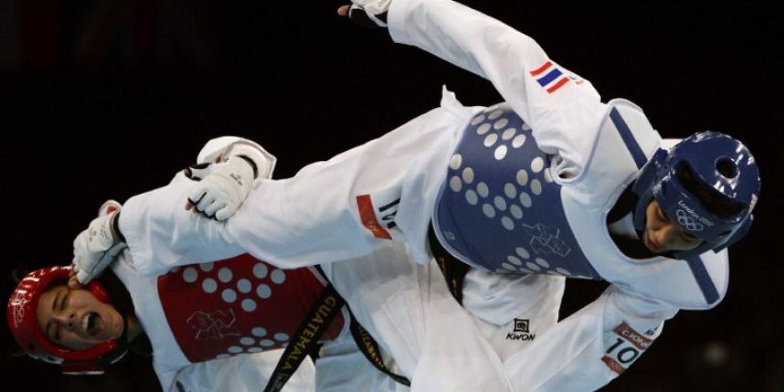 La seleccionada de taekuondo es una de las grandes esperanzas de medalla para Guatemala en las justas. Foto:Publinews