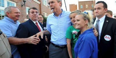 Jeb Bush sigue siendo el principal favorito. Foto:AFP