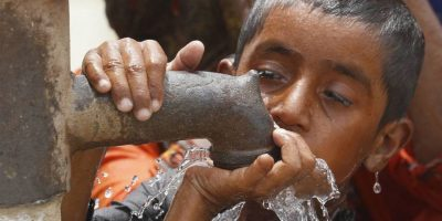 4 preocupantes datos sobre el agua en el mundo