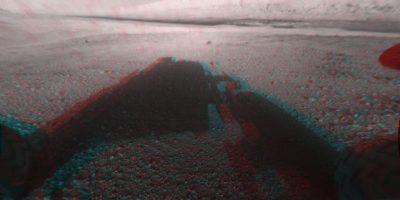 2. ¿No les alcanza el día para hacer lo que deben? Un día en Marte dura 24 horas 37 minutos Foto:Getty Images