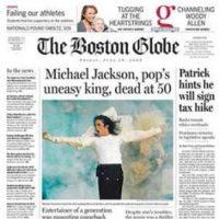 """Nació el 29 de agosto de 1958 en Gary, Indiana, Estados Unidos. Foto:Periódico """"The Boston Globe"""""""