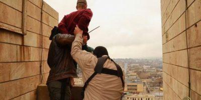 En una ocasión, uno sobrevivió y fue apedreado por los militantes Foto:Twitter – Archivo