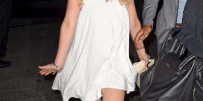 Jennifer Lawrence no le tiene miedo al ridículo y sorprendió con una divertida actitud