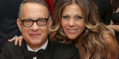 Tiene 58 años, es la esposa de Tom Hanks y abuela Foto:Getty Images