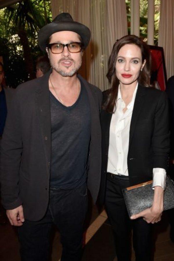 """En mayo, Hesham """"Sham"""" Ibrahum, un experto en temas la farándula de Hollywood, aseguró que """"Brad Pitt salió con hombres durante varios años"""". Foto:Getty Images"""
