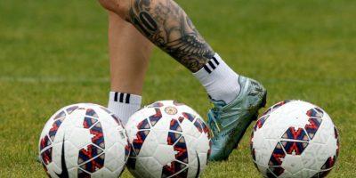 Los nuevos protagonistas del futbol son los tatuajes y cortes de pelo