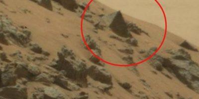 10. Pirámide Egipcia Foto:NASA