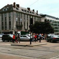 Uber enfrenta fuertes amenazas en Francia. Foto:instagram.com/zackdar