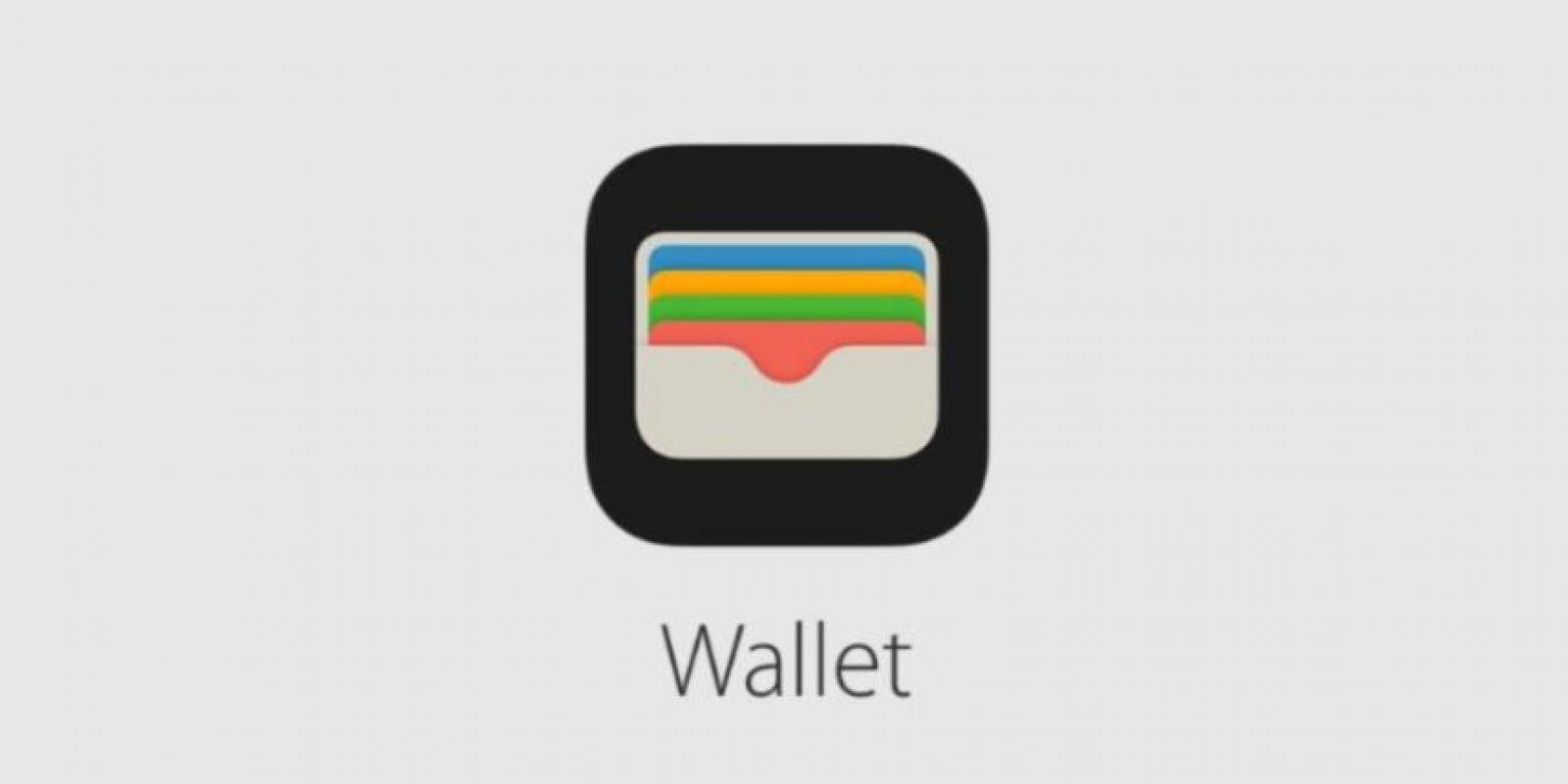 Mejoras en Wallet (antes Passbook). Foto:Apple