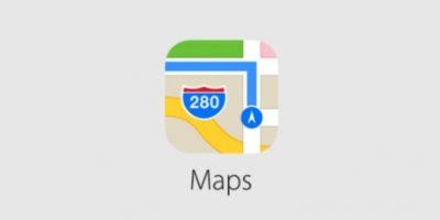 Maps: incluirá mapas de tránsito local en las ciudades más visitadas, además de proporcionar información de bares, restaurantes y tiendas. Foto:Apple