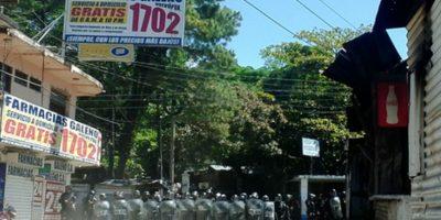 Ataque a piloto genera disturbios en Cuilapa, Santa Rosa