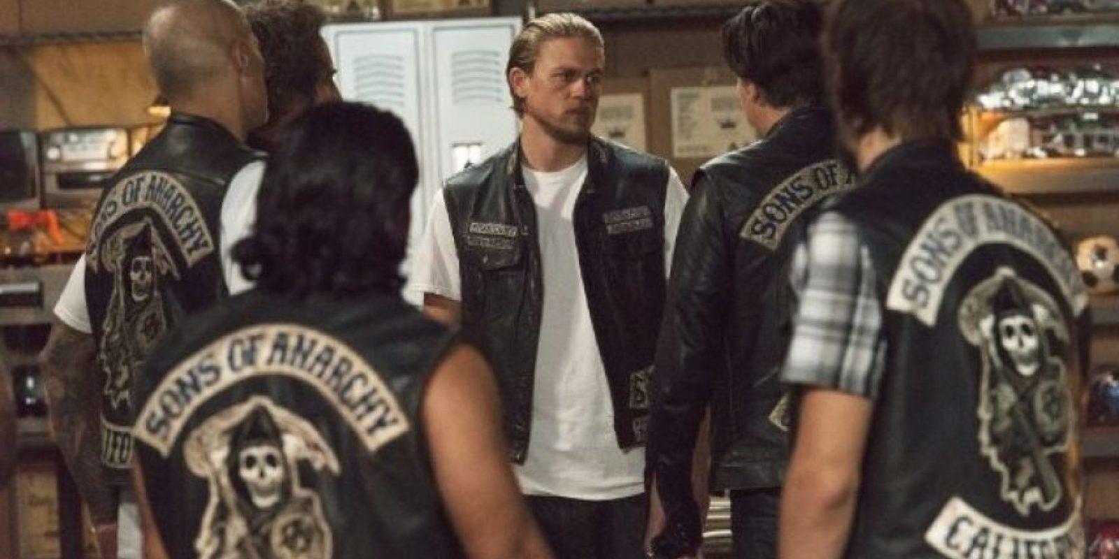"""""""Sons of Anarchy"""" se estrenó el 3 de septiembre de 2008 en el canal """"FX"""". Foto:IMDb"""