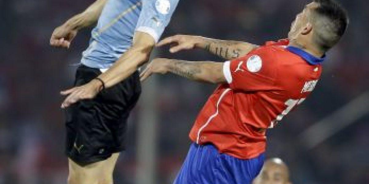 COPA AMÉRICA 2015: Por esta jugada Edinson Cavani fue expulsado de los cuartos de final