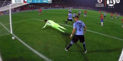 La selección de Chile consiguió su pase a las semifinales con su victoria contra su similar de Uruguay. Foto:Twitter